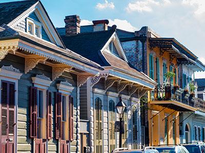 Vieux-Carré Nouvelle-Orléans